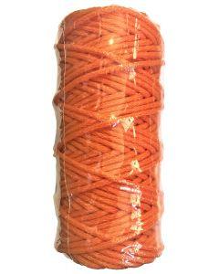 Corde de jardin polyéthylène orange sous film