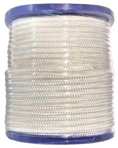 Polypropylène tressé blanc bobine