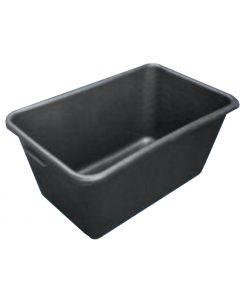 Cuve rectangulaire noir