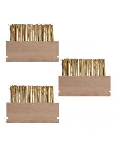 Brosse de désherbage pour g93-3 pièces