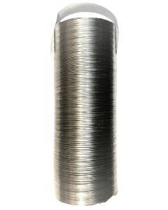 Tuyau flexible comprimé Aluminium